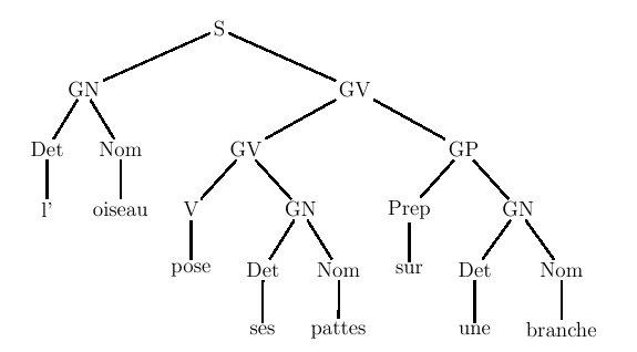 Comment articuler progression en orthographe et progression en rédaction-composition, en particulier au lycée ? Arbre1